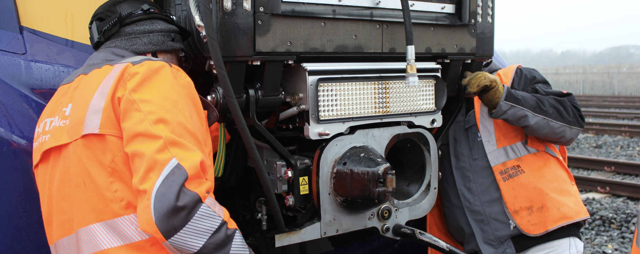 Innovative modification of a train